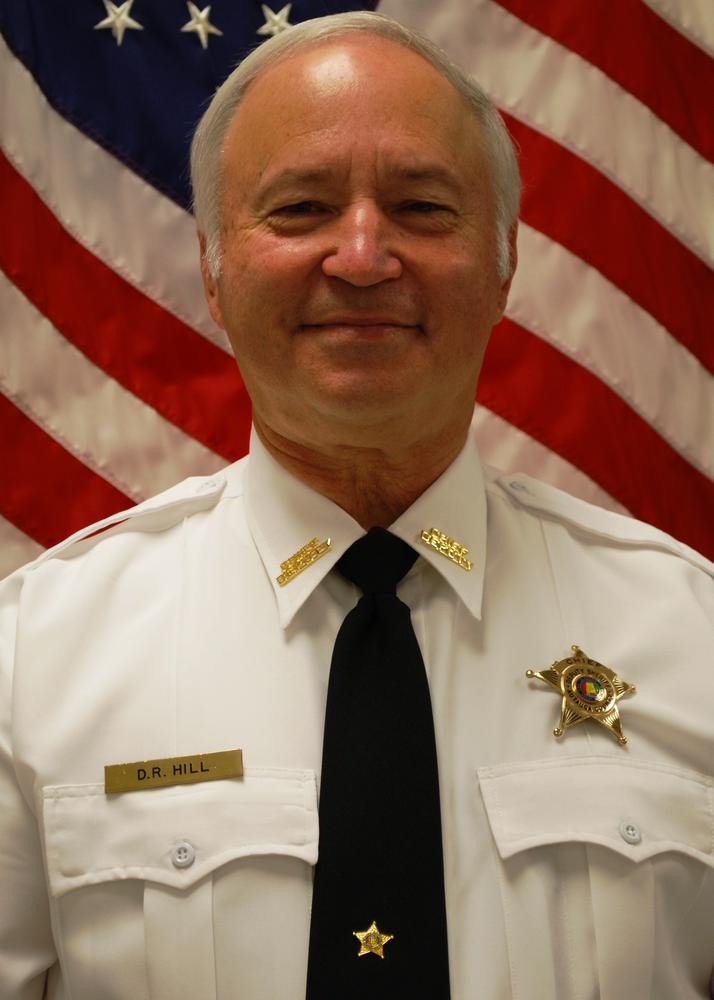 Chief Deputy David Hill